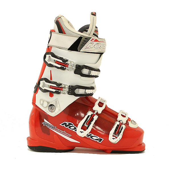 Used Mens Nordica Speedmachine X100 Ski Boots SALE 8, , 600