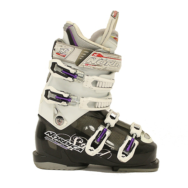 Used Nordica Speed Machine X 95 Womens Ski Boots Sale