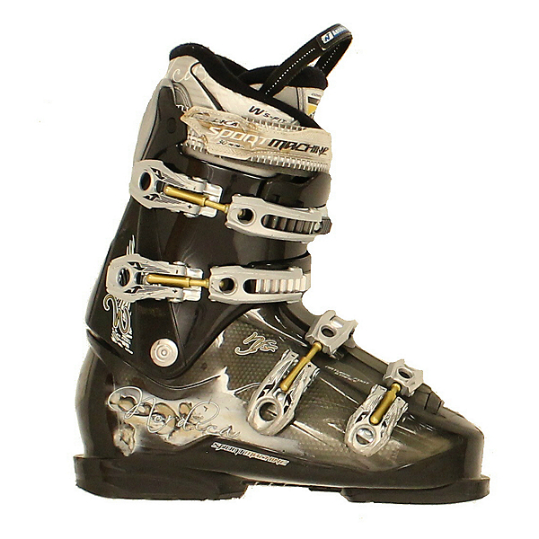 Used Womens Nordica Sport Machine Ski Boots SALE, , 600