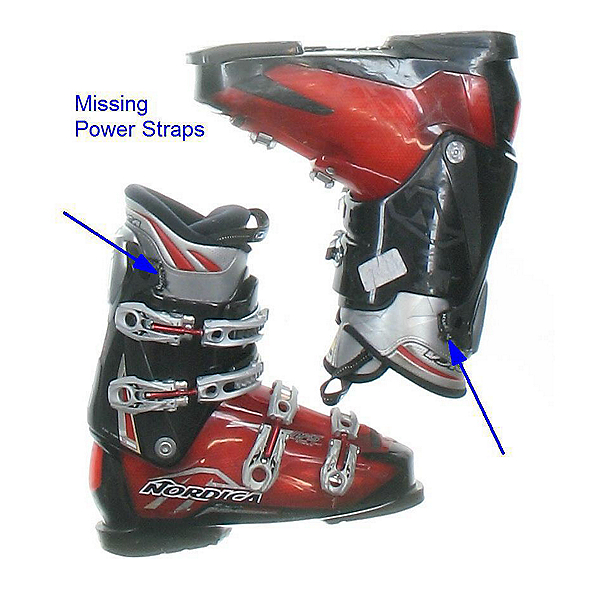 Used Nordica Sport Machine Ski Boots, , 600