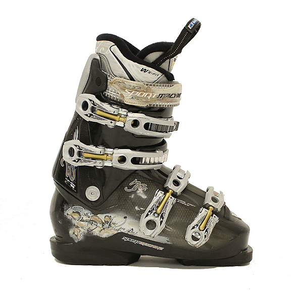 Used Womens Nordica Sport Machine W Ski Boots US Size 7.5 SALE, , 600