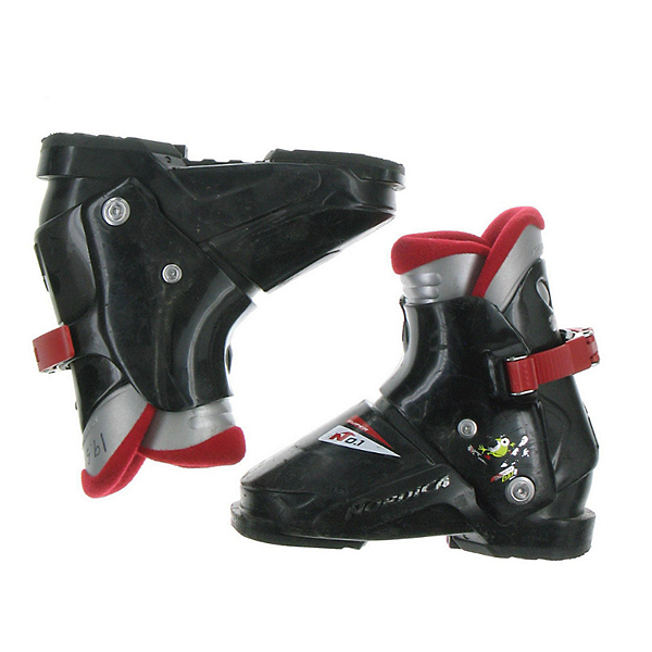 Used Nordica Super N0.1 Kids Toddler Size Ski Boots Size Choices SALE, , 600