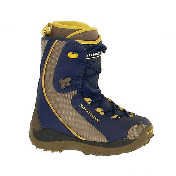 Used Salomon Talapus Kids Snowboard Boots Youth & Toddler Sizes, , 600