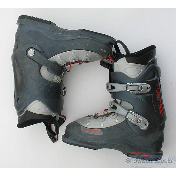 Used Salomon Verse 550 Ski Boots, , 600