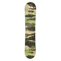 Used Sims JSL All Mountain Snowboard Deck Only Green 130cm, , 256