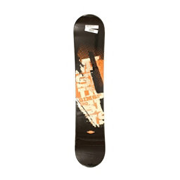 Used Sims JSL 10 Snowboard Deck Only Size & Color Choices, Bkor, 256