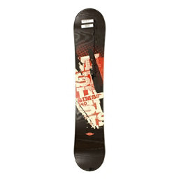 Used Sims JSL 10 Snowboard Deck Only Size & Color Choices, Bkrd, 256