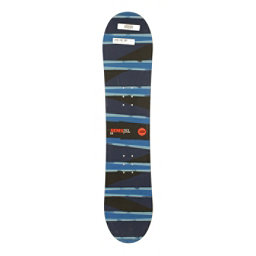 Used Sims JSL 11 Snowboard Deck Only Blue 110cm, , 256