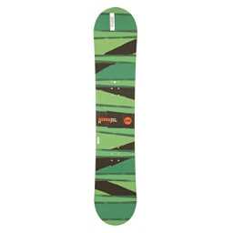 Used Sims JSL 11 Snowboard Deck Only Green 130cm, , 256