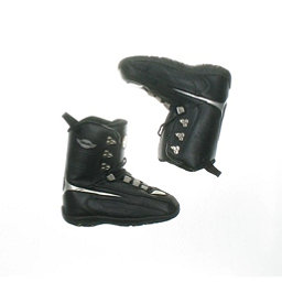 Used Sims Youth Snowboard Boots, Bksi, 256