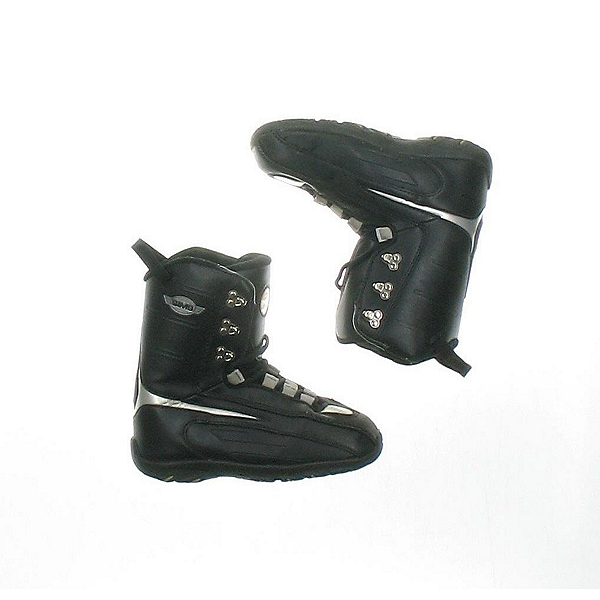 Used Sims Youth Snowboard Boots, Bksi, 600