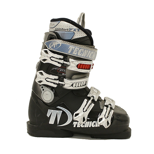 Used Tecnica Attiva ERT Comfort Fit Womens Ski Boots 6.5 SALE, , 600