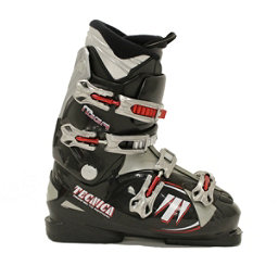 Used Tecnica Mega Black Mens Ski Boots Size Choices SALE, , 256
