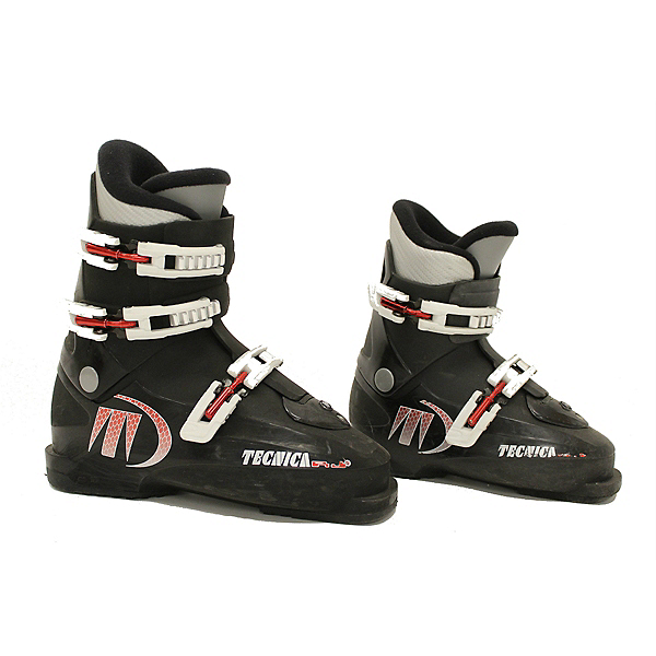 Used Tecnica RJ Kids Youth & Toddler Ski Boots SALE, , 600