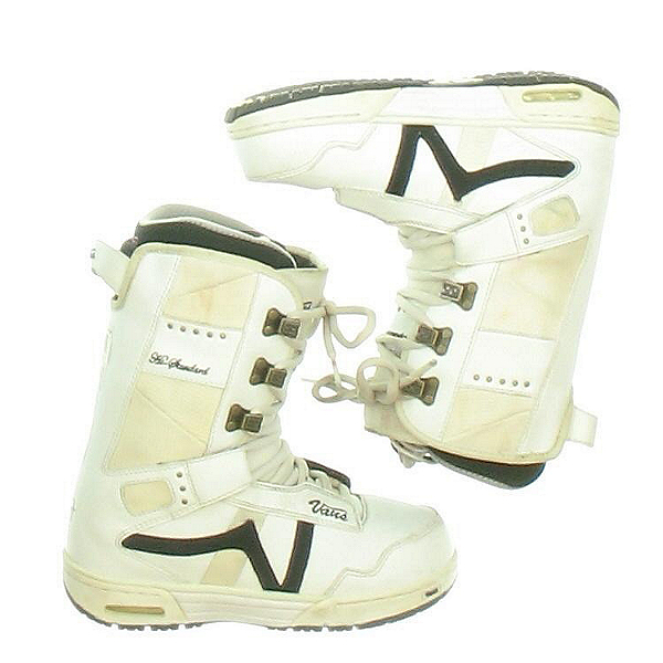Used Vans Hi-Standard Womens Snowboard Boots 7 SALE, , 600