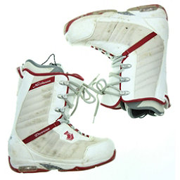 Used Northwave Devine Snowboard Boots, White, 256