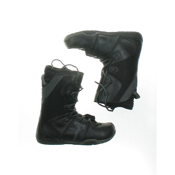 Used Ride Black Snowboard Boots SALE, , 600