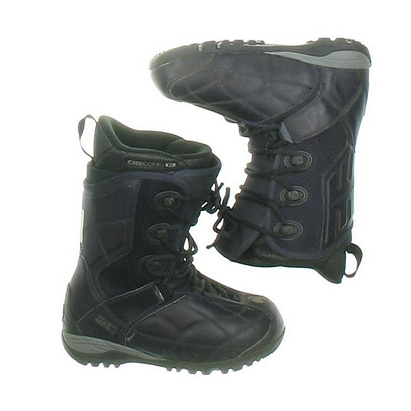 Used Ride Sierra Snowboard Boots, , 600