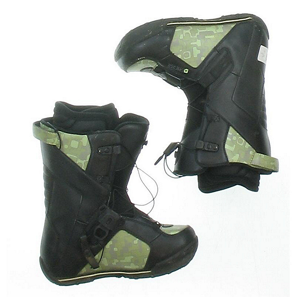 Used Ride Spark Snowboard Boots, , 600