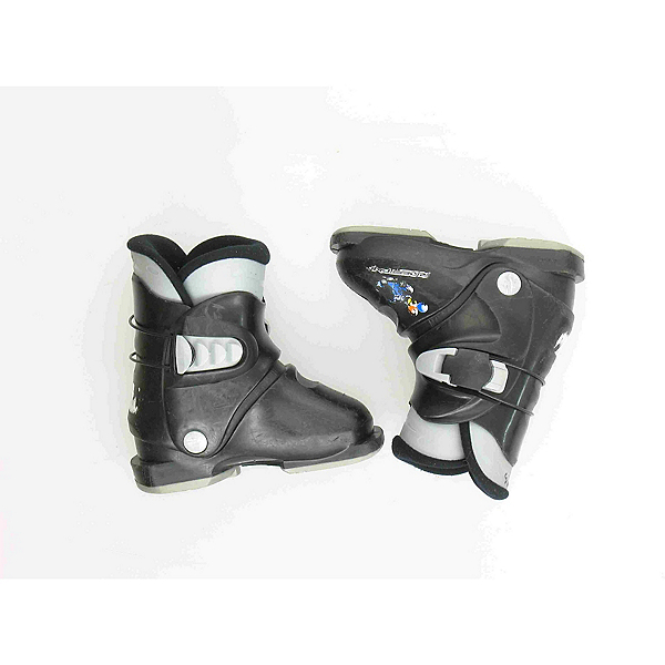 Used Rossignol R18 Toddler Size Kids Ski Boots, , 600