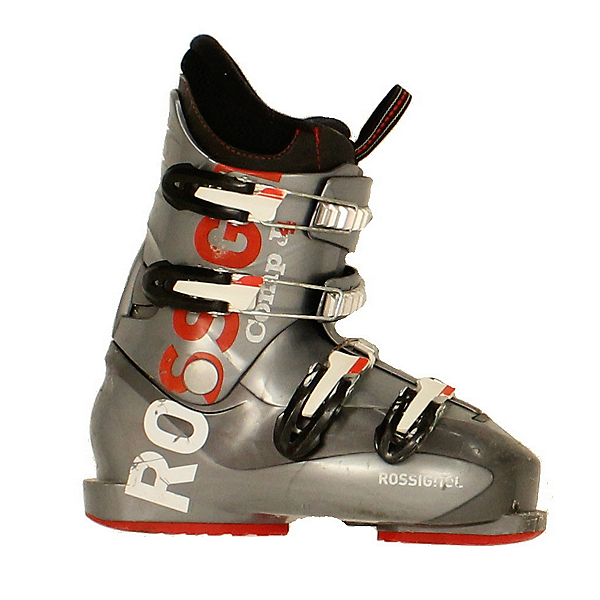 Used 2015 Rossignol Comp J 4 Kids Ski Boots Size Choices Ski Boots, , 600