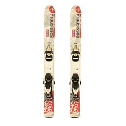 Used Rossignol PMC Pro J Kids Skis with Rossi Comp Kid Bindings A SALE, , 256