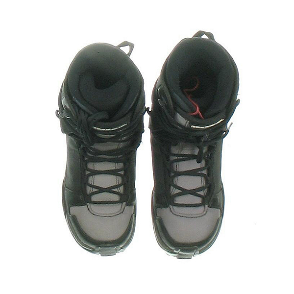 Used Rossignol Black and Gray Snowboard Boots, , 600