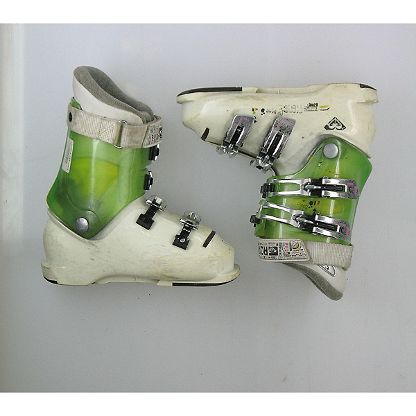 Used Roxy Hocus Pocus Womens & Girls Ski Boots SALE, Whgn, 600