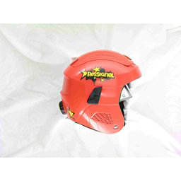 Rossignol  Kids Helmet, Red, 256