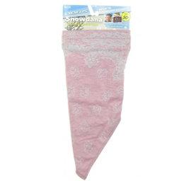 Seirus Snowdana Ski Snowboard Black Pink White Bandana, Paisley Pink, 256