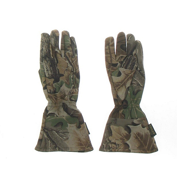 Stormkloth Long Thermal Hunting Outdoor Gloves, Advantage Camouflage, 600