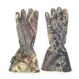 Stormkloth Long Thermal Gloves, Mossy Oak Camouflage, 256