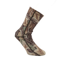 Stormkloth Thermal Camo Hunting Outdoor or Ski Socks, Camouflage, 256