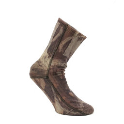 Stormkloth Thermal Ski Socks, Timber Advantage Camo, 256