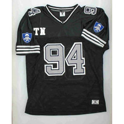 Tech Nine Snowboard Co 94 Hip Hop Football Jersey NEW Mens T-Shirt, , 256