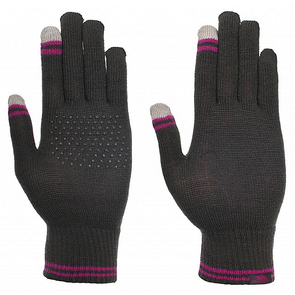 Trespass USA Touch Smartphone Friendly Womens Gloves, , 600