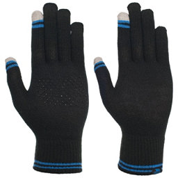 Trespass USA Interact Gloves, , 256