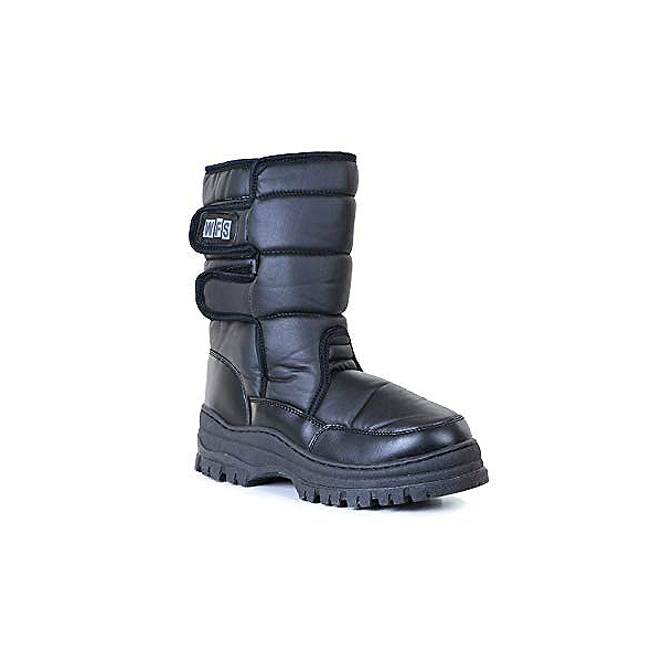 World Famous Sports Deluxe SnowJogger After Ski Snow Boots Mens, , 600