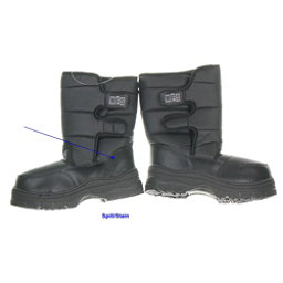 World Famous Sports Used SnowJogger Deluxe After Snow Womens Boots, , 256