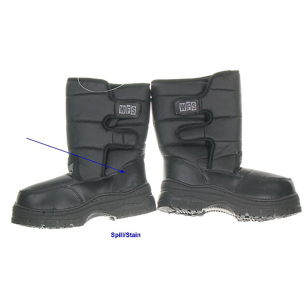 World Famous Sports Used SnowJogger Deluxe After Snow Womens Boots, , 600