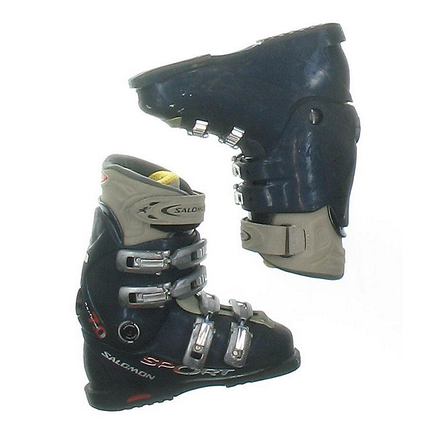 Used Salomon Performa Womens Sport 7.0 Ski Boots, , 600