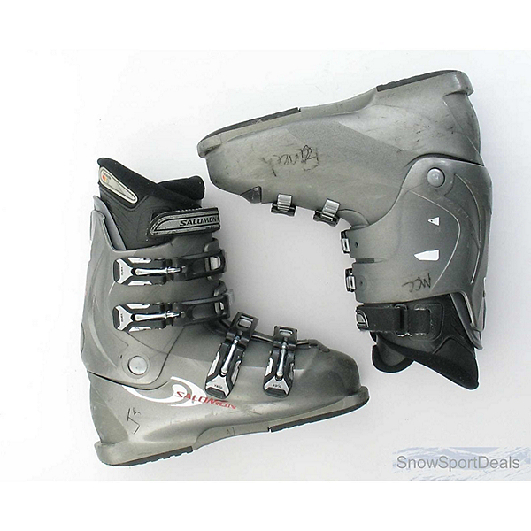 Used Salomon 660 Performa Ski Boots, , 600