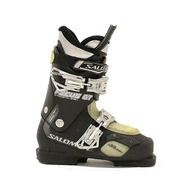 Used 2014 Salomon Focus GT Womens Ski Boots 6.5 SALE, , 600