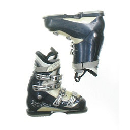 Used Womens Salomon Divine 770 Ski Boots Size Choices, Blue, 256