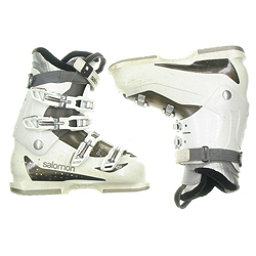 Used Womens Salomon Divine 770 Ski Boots Size Choices, Whdo, 256