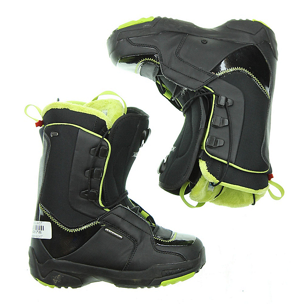 Used Salomon F20 Snowboard Boots, , 600