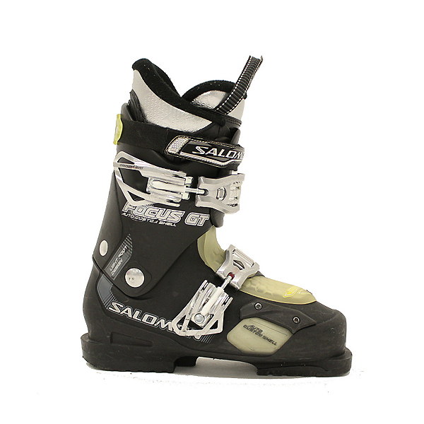 Used Womens 2014 Salomon Focus GT Ski Boots SALE, , 600
