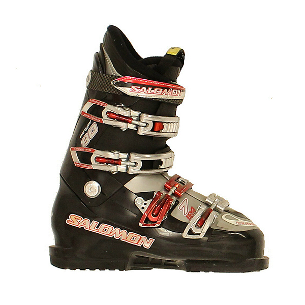 Used Salomon Impact 7 Mens Energyzer 80 Ski Boots SALE 7.5, , 600
