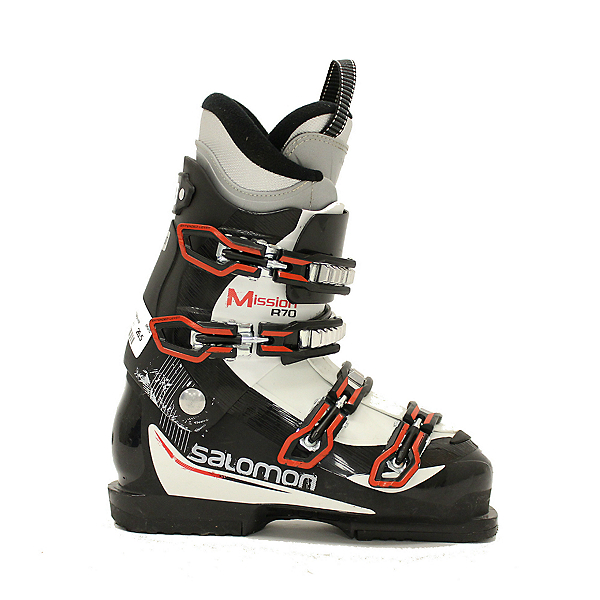 Used 2015 Mens Salomon Mission R70 Ski Boots Size Choice SALE, , 600