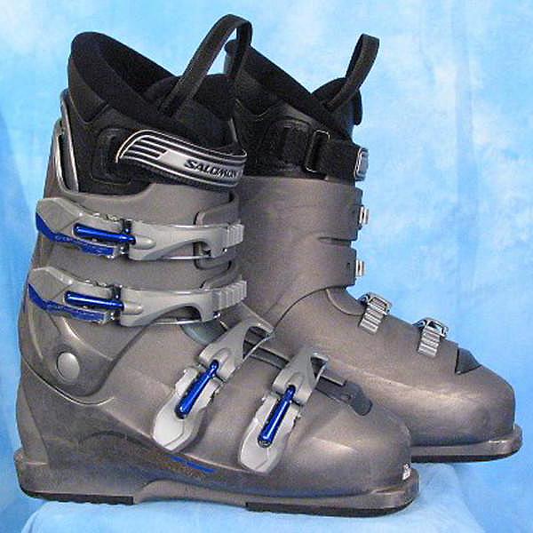 Used Salomon Performa 660 Ski Boots, Bugy, 600
